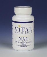 NAC may be relevant for PCOS