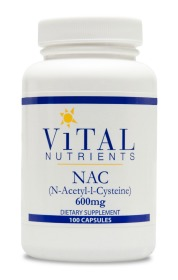NAC N-Acetyl Cysteine Vitamins