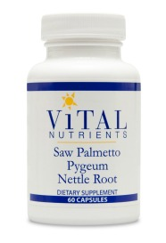 Saw Palmetto Vitamins