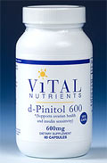 d-Pinitol may be relevant for PCOS