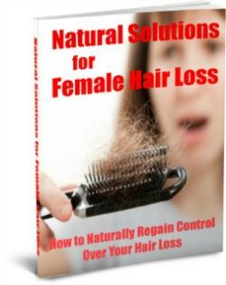 Female Hair Loss Solutions Ebook